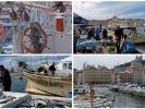 Der Vieux Port in Marseille