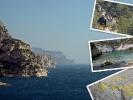 Die Steilküsten zwischen Marseille und Cassis sind ein Naturpark, der aus 22km Küste besteht ... und super zum wandern ist