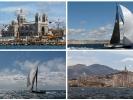 Segelregatta vor Marseille