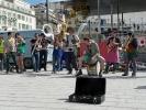 Straßenmusiker in Marseille!!!