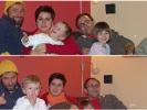 Die Freude war groß als ich meinen Bruder Raik, mit Familie, nach einem Jahr wieder sah