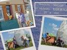 Asterix und Obelix in Fismes besucht