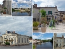 Frankreich ... kleine Orte und Städte