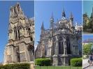 Die Kathedrale Notre-Dame von Reims in der nordfranzösischen Stadt Reims gilt als eine der architektonisch bedeutendsten gotischen Kirchen Frankreichs.